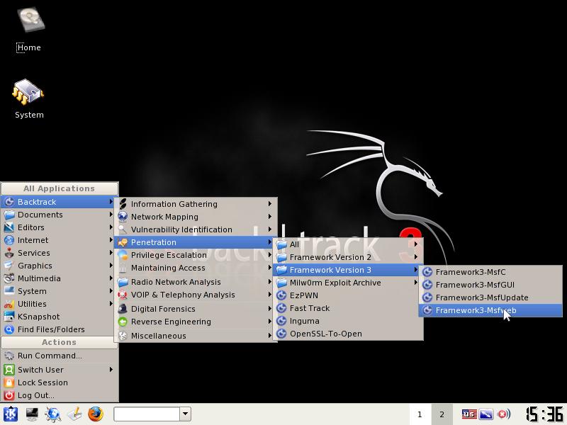Взлом wifi wep с помощю backtrack linux.
